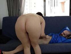 Pinnacles, couch and cum