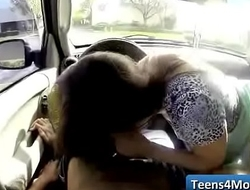 Teens Love Money fucked in open Public - www.Teens4Money.com video 03