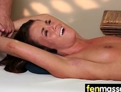 Sexy Masseuse Helps with Happy Ending 12