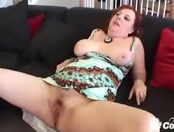 Chubby MILF Pretty Pleads Drains Her Mans Dick