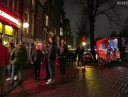 Amsterdam Red Light District - Hidden Camera