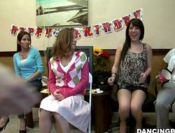 Alaina'_s Dancing Bear Birthday Fiesta with Big Dick Male Strippers