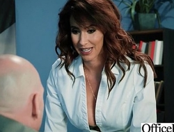 Office Girl (Isis Love) With Big Round Melon Tits Like Sex mov-26