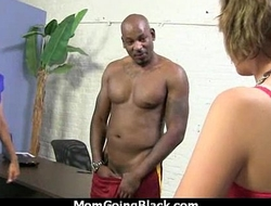 Hot Milf takes on 11 inch Huge Monster Black Cock 4