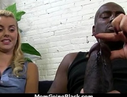 Hot Milf takes on 11 inch Huge Monster Black Cock 23