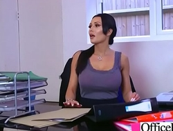 Slut Sexy Girl (Patty Michova) With Big Round Boobs In Sex Act In Office video-22