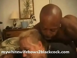 White woman forced by brother'_s black friend 2